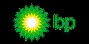 Logo BP - cotizando índice FTSE 100 (bolsa de Londres)
