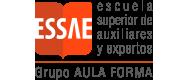 Logo ESSAE - Escuela superior de auxiliares y expertos