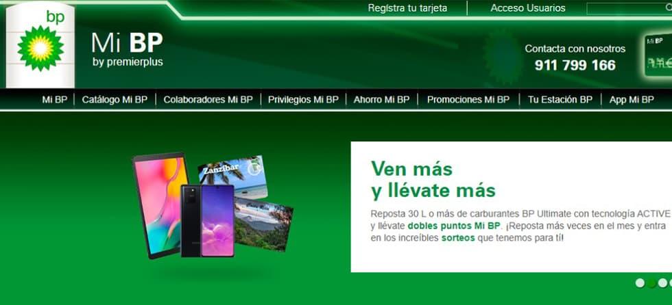 BP - cotizando índice FTSE 100 (bolsa de Londres)